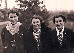 Marie MARÉCHAL et ses filles