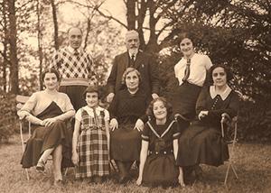 Famille MICHON - 1933