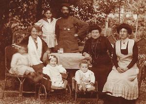 Famille MOUTON - 1912