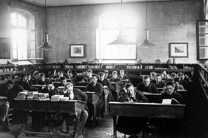Ecole Normale d'Instituteurs de Châteauroux - 1899